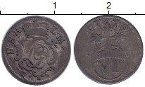 Изображение Монеты Германия Шварцбург-Рудольфштадт 6 крейцеров 1779 Серебро XF-