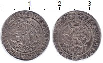 Изображение Монеты Германия Саксония 1/24 талера 1626 Серебро XF-