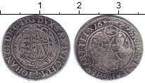 Изображение Монеты Германия Саксония 1/24 талера 1679 Серебро XF-
