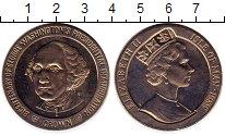 Изображение Монеты Остров Мэн 1 крона 1989 Медно-никель UNC- Елизавета II.  200 -