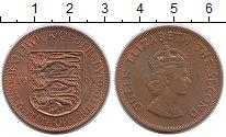 Изображение Монеты Остров Джерси 1/12 шиллинга 1964 Бронза UNC-