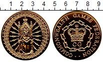 Изображение Монеты Великобритания медаль 0 Латунь UNC