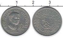 Изображение Монеты Филиппины 10 сентим 1978 Медно-никель XF Бальтазар