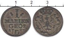 Изображение Монеты Германия Восточная Фризия 1 грош 1753 Серебро XF