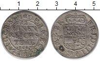 Изображение Монеты Германия Бранденбург 1/12 талера 1691 Серебро XF