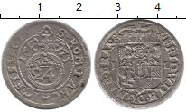 Изображение Монеты Германия Бранденбург 1/24 талера 1671 Серебро XF-