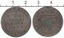 Изображение Монеты Германия Бранденбург 1 грош 1652 Серебро VF
