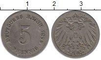 Изображение Монеты Германия 5 пфеннигов 1895 Медно-никель XF