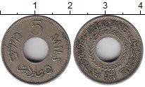 Изображение Монеты Палестина 5 милс 1927 Медно-никель XF