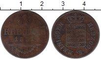 Изображение Монеты Германия Саксе-Мейнинген 1 крейцер 1831 Медь VF