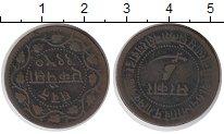 Изображение Монеты Индия Барода 1 пайс 1893 Медь XF-