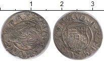 Изображение Монеты Венгрия 1 денар 0 Серебро VF