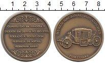 Изображение Монеты Португалия медаль 2000 Бронза UNC-