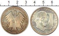 Изображение Монеты ФРГ 10 марок 1994 Серебро UNC- G. 250 лет со дня ро