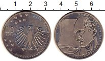 Изображение Монеты ФРГ 10 евро 2012 Серебро UNC-