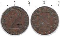 Изображение Монеты Австрия 2 гроша 1927 Медь VF