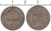 Изображение Монеты Венесуэла 5 сентим 1946 Медно-никель XF