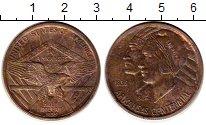 Изображение Монеты США 1/2 доллара 1935 Серебро UNC- 100-летие Арканзаса.
