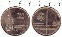 Изображение Монеты Кабо-Верде 250 эскудо 2010 Медно-никель UNC- Открытие Кабо Верде