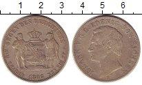 Изображение Монеты Германия Саксония 1 талер 1866 Серебро XF