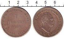 Изображение Монеты Ганновер 1 талер 1835 Серебро VF