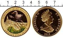 Изображение Монеты Великобритания Остров Святой Елены 25 пенсов 2013 Медно-никель Proof-