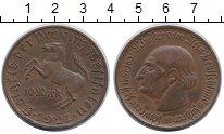 Изображение Монеты Вестфалия 10 марок 1921 Бронза UNC-