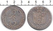 Изображение Монеты Германия Брауншвайг-Люнебург 2/3 талера 1803 Серебро XF
