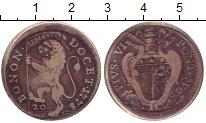 Изображение Монеты Италия Болонья 1 лира 1778 Серебро VF+