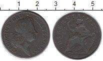 Изображение Монеты Ирландия 1/2 пенни 1723 Медь VF