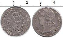 Изображение Монеты Франция 12 соль 0 Серебро XF-