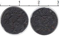 Изображение Монеты Польша 3 денария 0 Серебро VF
