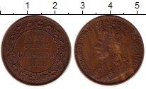Изображение Монеты Канада 1 цент 1912 Медь XF
