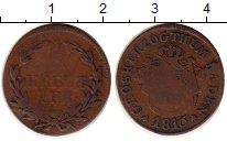 Изображение Монеты Германия Баден 1 крейцер 1816 Медь VF