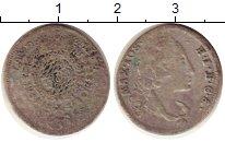 Изображение Монеты Германия Бавария 3 крейцера 1745 Серебро VF
