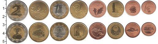 Изображение Наборы монет Северный Уэльс Северный Уэльс 2006 2006  UNC
