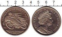 Изображение Монеты Великобритания Остров Мэн 1 крона 2007 Медно-никель UNC-