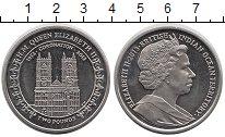 Изображение Монеты Британско - Индийские океанские территории 2 фунта 2013 Медно-никель UNC-