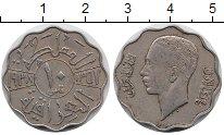 Изображение Монеты Ирак 10 филс 1938 Медно-никель XF