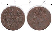 Изображение Монеты Германия Мекленбург-Шверин 1 шиллинг 0 Медь VF