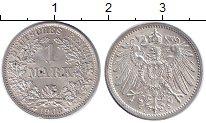 Изображение Монеты Германия 1 марка 1908 Серебро XF