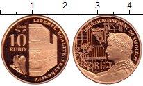 Изображение Монеты Франция 10 евро 2004 Золото Proof 6,41 грамм 900 проба