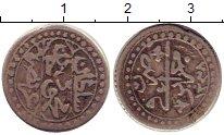 Изображение Монеты Алжир 1/8 буджу 0 Серебро VF