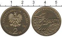 Изображение Мелочь Польша 2 злотых 2009  UNC-