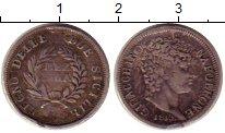 Изображение Монеты Сицилия 1/2 лиры 1813 Серебро VF