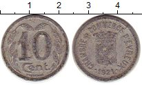 Изображение Монеты Франция 10 сантим 1921 Алюминий XF-