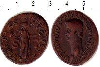 Изображение Монеты Древний Рим 1 асс 0 Бронза XF