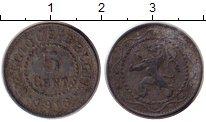 Изображение Монеты Бельгия 5 центов 1916 Цинк XF
