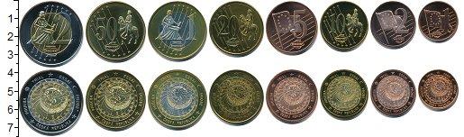 Изображение Наборы монет Чехия Европроба 2003 2003  UNC- UNUSUAL. В набор вхо