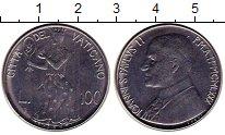 Изображение Монеты Ватикан 100 лир 1980 Сталь UNC
